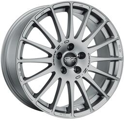 Автомобильный диск Литой OZ Racing Superturismo GT 6,5x15 5/112 ET 35 DIA 75 Race Silver + Black Lettering