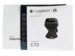 Клавиатура Logitech G13 Advanced Gameboard
