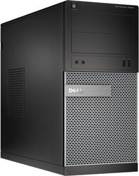 ПК Dell Optiplex 3020 MT P G3240 (3.1)/4Gb/500Gb 7.2k/IntHDG/DVDRW/Win 7 Prof 64 upgrade to Windows 8.1 Prof 64 /клавиат