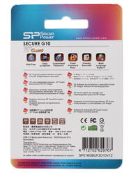 Память USB Flash Silicon Power Secure G10 16 Гб