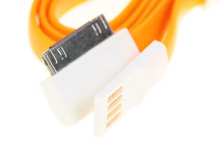 Кабель Solomon USB - Lightning 30-pin