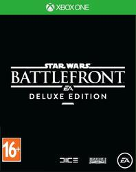 """Игра для Xbox ONE """"Star Wars. Battlefront"""" Deluxe Edition"""
