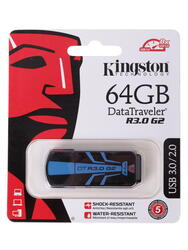 Память USB Flash Kingston DataTraveler R3.0 DTR30G2 64 Гб