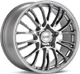 Автомобильный диск Литой OZ Racing Botticelli HLT 8,5x19 5/130 ET 53 DIA 71,56 Crystal Titanium