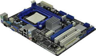 Плата ASRock Socket-AM3+ 985GM-GS3 FX AMD785G/SB710 2xDDR3-1800 PCI-E 6-ch 4xSATA GLAN mATX