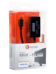 Адаптер InterStep mini-HDMI - HDMI