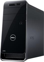 ПК Dell XPS 8700 DT i7 4770 (3.9)/12Gb/2Tb 7.2k/GTX660 1.5Gb/DVDRW/Win 8 Single Language/BT/black/клавиатура/мышь/WiFi