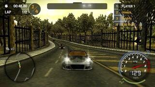 """Игра для PSP """"Need for Speed: Most Wanted 5-1-0"""" (3+)"""
