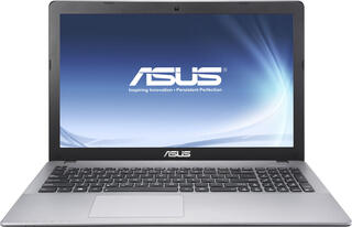 "Ноутбук Asus X550DP-XO085H A8 5550M/8Gb/1Tb/DVDRW/int/15.6""/HD/1366x768/Win 8/black/BT4.0/6c/WiFi/Cam"
