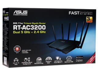 Маршрутизатор ASUS RT-AC3200