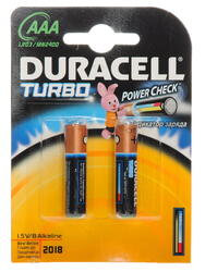 Батарейка Duracell Turbo LR03