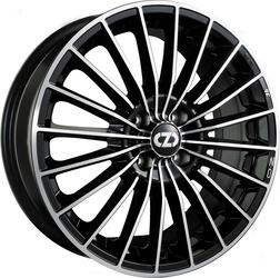 Автомобильный диск Литой OZ Racing 35 Anniversary 7x17 4/114,3 ET 35 DIA 75 Black + Diamond Cut