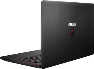 "Ноутбук Asus G550JK-CN284H Core i7-4700HQ/16Gb/1Tb/DVDRW/GTX850M 4Gb/15.6""/1920x1080/Win 8 Single Language 64/BT4.0/6c/W"