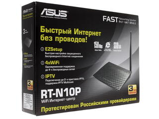 Маршрутизатор ASUS RT-N10P