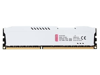 Оперативная память Kingston HyperX FURY White Series [HX318C10FW/8] 8 Гб