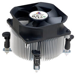 Кулер GlacialTech Igloo 5063 COMBO (Al, 3200 RPM, 32dBA) Socket-775/1155/1156