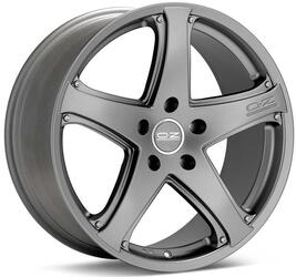 Автомобильный диск Литой OZ Racing Canyon ST 9,5x20 5/112 ET 33 DIA 66,46 Matt Graphite Silver