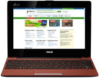 "10.1"" Ноутбук Asus Eee PC X101H Red (WSVGA)"
