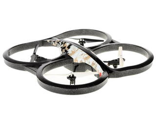 Квадрокоптер Parrot AR.Drone 2.0 Elite Edition
