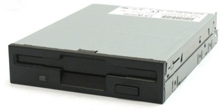 372702-B21 Дисковод 1.44 MB Diskette drive (for DL320 G3)