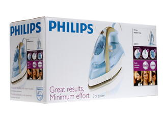 Утюг Philips GC3320 голубой