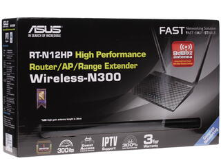 Маршрутизатор ASUS RT-N12HP