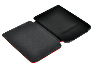 "6"" Чехол-книжка PocketBook PBPCC-624-RD красный"