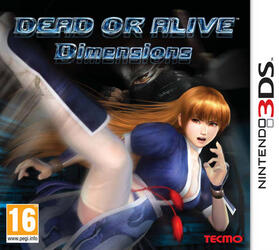 Игра для 3DS Dead or Alive Dimensions