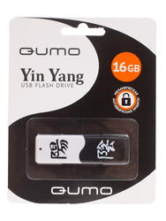 Память USB Flash Qumo Yin&Yan 16 Гб