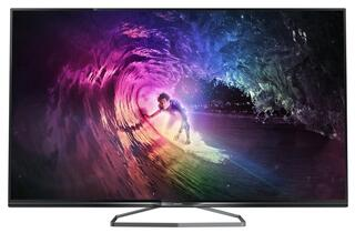 "40"" (101 см)  LED-телевизор Philips 40PUS6809 черный"