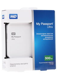 "2.5"" Внешний HDD WD My Passport Ultra [WDBBRL5000AWT]"