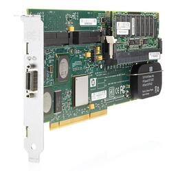273915-B21 Smart Array 6402 (2 channel 2int/2ext Ultra320 SCSI/128MB) PCI-X