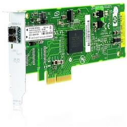 A8003A Контролллер HP StorageWorks FCA FC2242SR Dual Channel 4GB FC Host Bus Adapter PCI-E for Windows, Linux (LC connector), incl. h/h & f/h. brckts