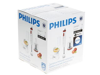 Блендер Philips HR1627/00 белый