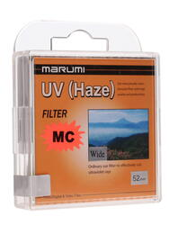 Фильтр Marumi WIDE MC-UV 52mm