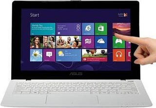 "Ноутбук Asus X200MA-CT035H Pentium Dual Core N3520/4Gb/750Gb/GMA/11.6""/HD/Touch/1366x768/Win 8/white/WiFi/Cam"