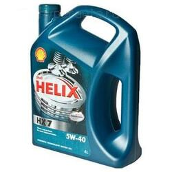 Моторное масло SHELL Helix HX 7 5W40