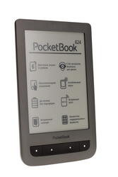 6'' Электронная книга PocketBook 624 серый