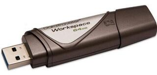 Память USB Flash Kingston DataTraveler Workspace 64 Гб