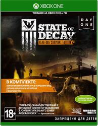 Игра для Xbox One State of Decay: Year One Survival Edition