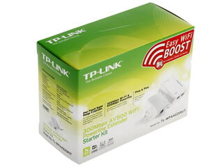 Адаптер PowerLine TP-LINK TL-WPA4220KIT