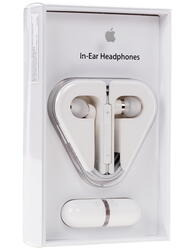 Гарнитура проводная Apple In-Ear Headphones with Remote and Mic [ME186ZM/B]