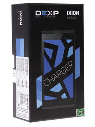 "5"" Смартфон DEXP Ixion EL150 Charger 8 Гб белый"