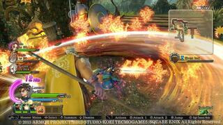 Игра для PS4 Dragon Quest Heroes: The World Tree's Woe and the Blight Below