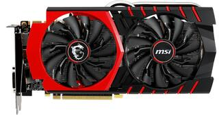 Видеокарта MSI GeForce GTX 970 Gaming [GTX 970 GAMING 4G LE]