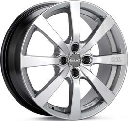 Автомобильный диск Литой OZ Racing Michelangelo 7x17 4/100 ET 44 DIA 68 Crystal Titanium