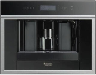 Кофемашина Hotpoint-Ariston MCK 103 X/HA S черный