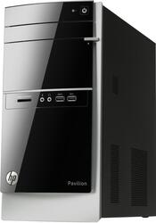 ПК HP 500-331nr A8 6500/8Gb/1Tb/R7 240 2Gb/DVDRW/Win 8.1/клавиатура/мышь