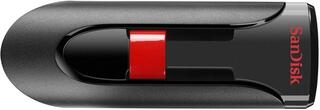 Память USB 2.0 Flash SanDisk Cruzer Glide 4 Gb Black