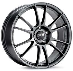Автомобильный диск Литой OZ Racing Ultraleggera 8x17 5/100 ET 48 DIA 68 Matt Graphite Silver
